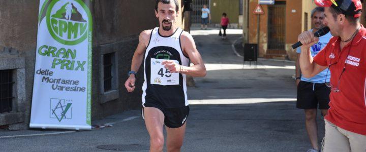 Gabriele Poggi è il vincitore della 10ª I Tre Campanili di Marchirolo